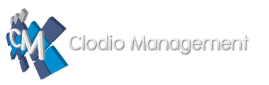 logo clodio management